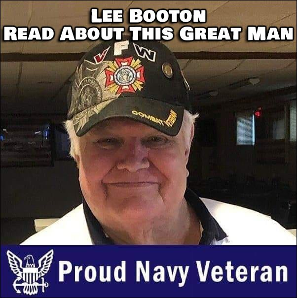 Who is Lee Booton? Read about this amazing man right here.