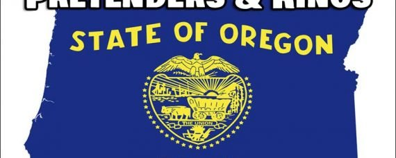 Oregon, The State of Pretenders and RINOs. Where Republicans act like Democrats and Liberals.