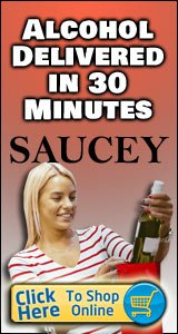 Saucey: Alcohol Delivered To Your Door. No Delivery Fees. No Minimums.