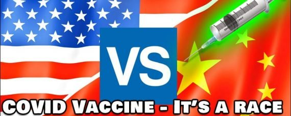COVID Vaccine - Race between America's Moderna and China's Sinovac