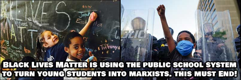 Black Lives Matter In Public Schools Is Turning Kids Into Little Marxists