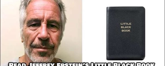We have the full unredacted version of Jeffrey Epstein's Little Black Book. Read it below!