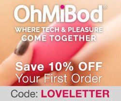 OhMiBod - Where Tech & Pleasure Come Together - Save 10% /