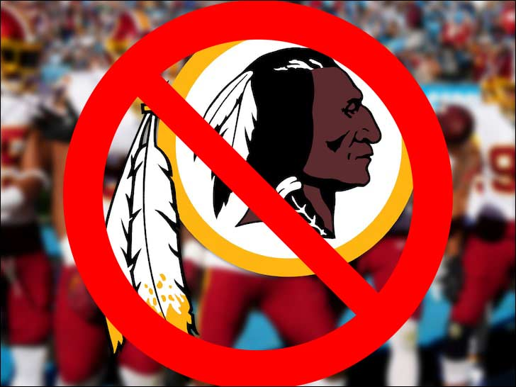 Washington Redskins bow to pressure, acknowledge name change.