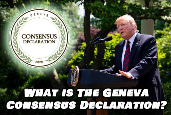 What is The Geneva Consensus Declaration and Why Did The US Sign it?