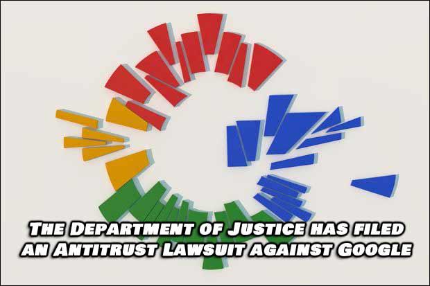 Opinion - The DOJ's Google Antitrust Lawsuit