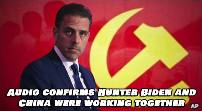 Hunter Biden's Own Words Confirm Deal with China's Spy Chief