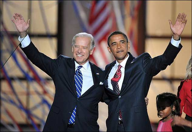 Obama and Biden were the Dream Team for the Democrats in 2008