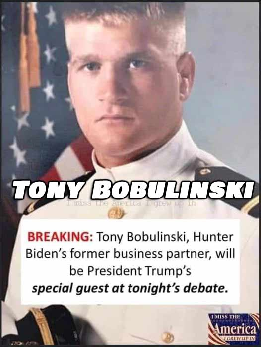 Read the Full Complete Statement by Tony Bobulinski, the Biden Whistleblower.