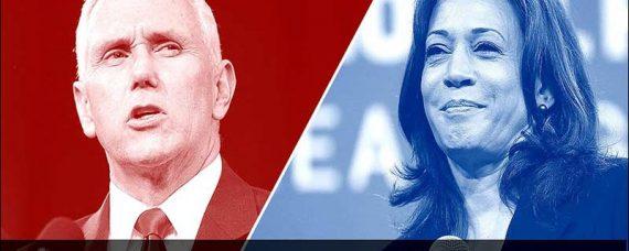 Mike Pence destroys Kamala Harris in first 2020 VP Debate.