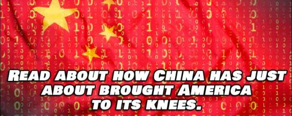 What Happened To Our Country and our Way of Life? China, China, China, Screwed Us For Years