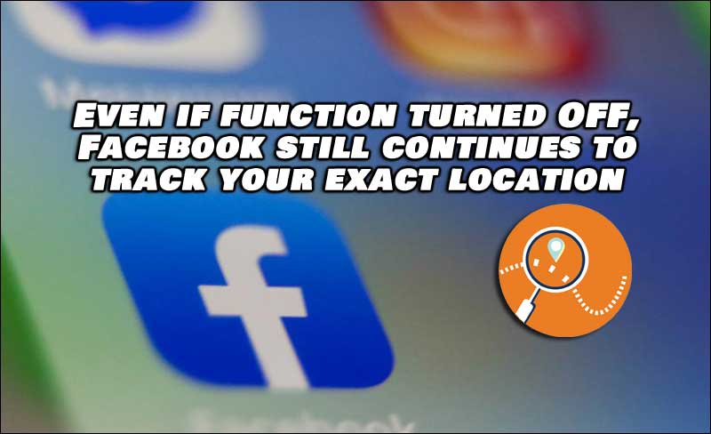 Facebook Still Tracks Your iPhone's Location, Even If Function Turned Off