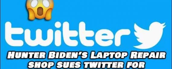 Hunter Biden's Laptop Repair Shop Sues Twitter For $500 Million Dollars