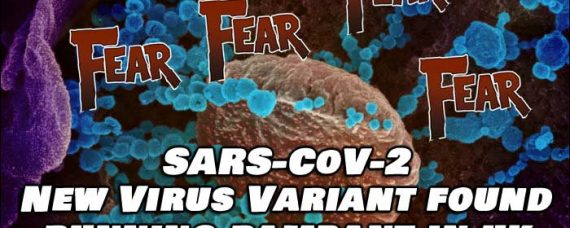 COVID-19 Vaccine Available, Time For New Fear, 'Variant' of Virus Rampant in UK