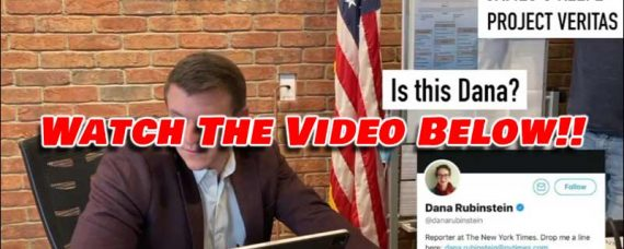 James O'Keefe Tries To Recruit NY Times' Dana Rubinstein To Project Veritas .. Listen :