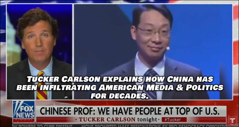 [VIDEO] China : We Have People at the Top of America's Core Inner Circle of Power and Influence.