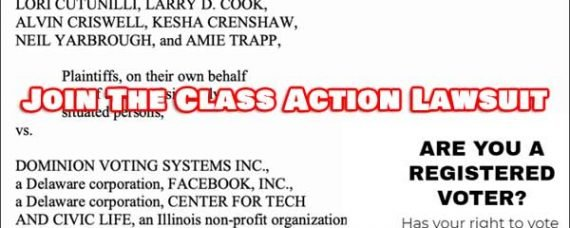 Join The Class Action Lawsuit Against Dominion and Facebook