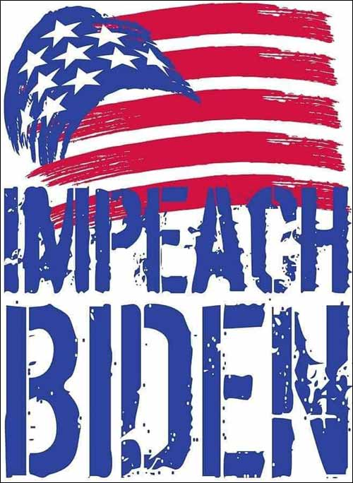 Impeach Biden - Use This Graphic On Social Media!