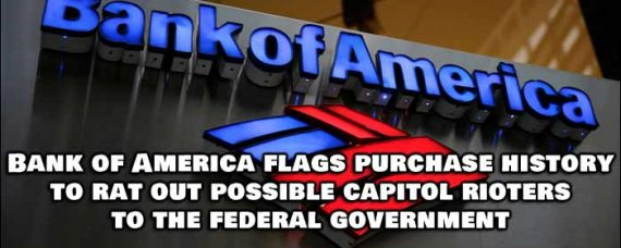 (VIDEO) Bank of America is Secretly Violating Their Customers Privacy