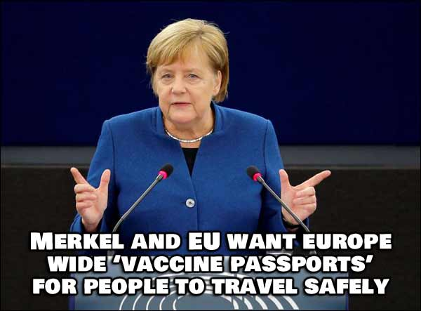European Union Pushes For Vaccine Passports For Safer Travel