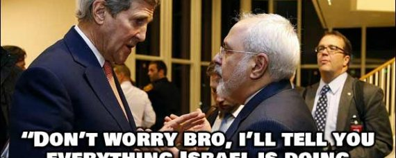Traitor John Kerry Gave Israel Military Plans To Iran